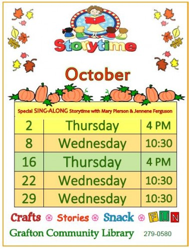 October Storytime for WEB