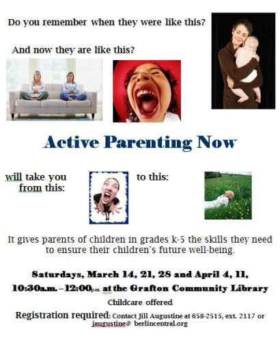 Active Parenting Now
